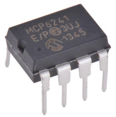 MCP6241-E/P