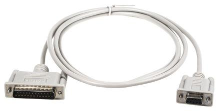 Serial Cable Assembly 1m 7, Ways Male to Male, SATA to SATA