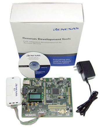 Renesas Electronics Development Kit YDISPLAY-IT-RX71M