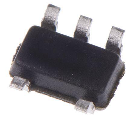 TLV431BQDBVT                                              Texas Instruments TLV431BQDBVT, Adjustable Shunt Voltage Reference 1.24 - 6V, ±0.5 %, SOT-23 5-Pin