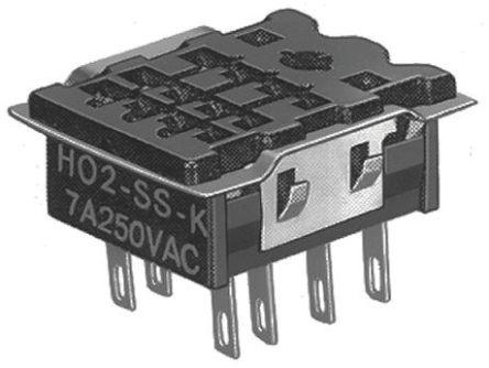 Turck Relay Socket for use with Various Series