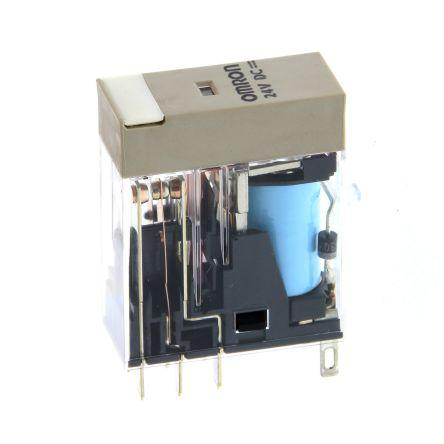 G2R-1-T-AC120 | Omron | Omron 10 A SPDT Smart Power Relay, PCB Mount