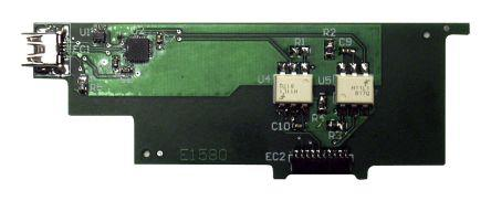 Plug In Card Red Lion PAXCDL10 for use with EPAX Display