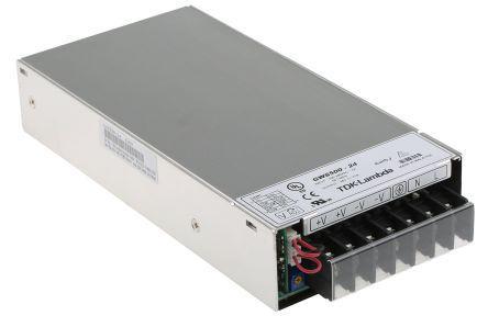 TDK-Lambda 75W Embedded Switch Mode Power Supply SMPS, 3.2A, 24V dc