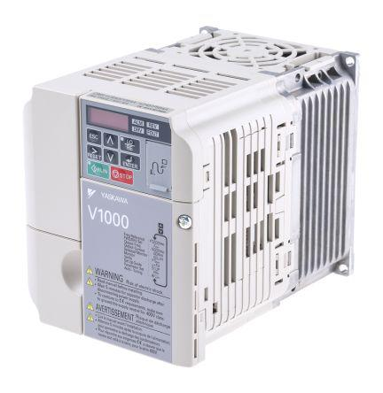 Mitsubishi FR-D720S Inverter Drive 0.2 kW No, 1-Phase In, 200 → 240 V ac, 1.4 A, 0.2 → 400Hz Out, ModBus