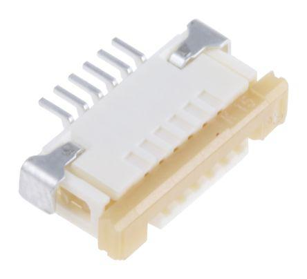 52207-0660 | Molex | Molex FFC/FPC SMT Series 1mm Pitch 6