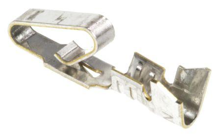 Molex KK 396, 2478 Series Number Crimp Terminal, Female, 24AWG to 18AWG, Tin Plating
