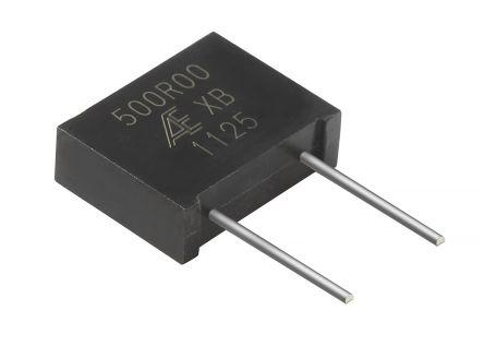 MBY250R00T                                              Alpha MB Series Through Hole Precision Resistor 250Ω ±0.01% 0.5W 0±2.5ppm/°C
