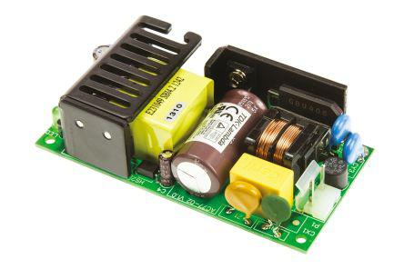 TDK-Lambda 60W Embedded Switch Mode Power Supply SMPS, 2.5A, 24V