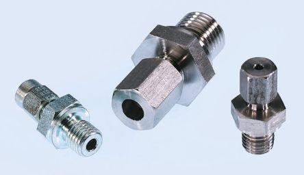 R9-1802                                              Reckmann Compression Gland 1.5mm for use with Mineral Insulated Thermocouple M8