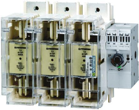 3831 3015                                              160 A 3P Fused Isolator Switch, 00 Fuse Size