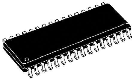 Atmel AT90PWM316-16SU, 8bit AVR CPU Microcontroller, 16MHz, 16 kB Flash, 32-Pin SOIC