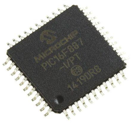 PIC16F887-I/PT