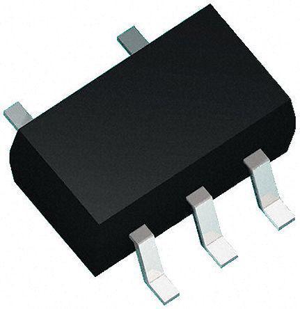 Analog Devices ADG444BNZ Analogue Switch Quad SPST 12 V 16-Pin PDIP
