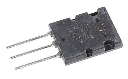 PNP Bipolar Transistor 10 A 140 V 3-Pin TO-3PN Toshiba 2SA1941-O Q