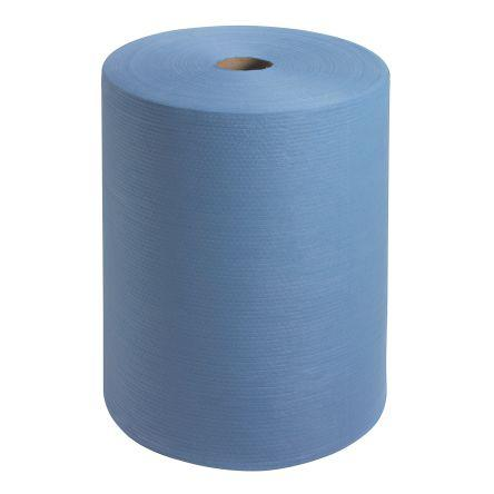 8374                                              Kimberly Clark Roll of 475 Blue Wypall X80 Cloths for Heavy Duty Cleaning Use