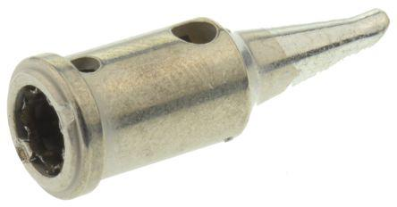 Portasol 10188090 1.2 mm Straight Conical Soldering Iron Tip New