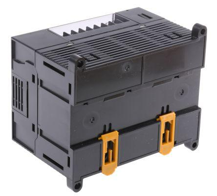Cp1l El20dt1 D Et16763138 Omron Omron Cp1l El Plc Cpu Ethernet Networking Computer Interface 5000 Steps Program Capacity 12 Inputs 8 Outputs Enrgtech