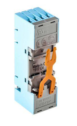 Omron 5 pin Relay Socket, 250V ac for use with G2R-1-S Relays