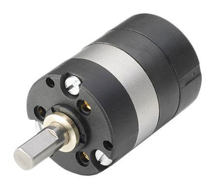 R22.10.0 641                                              Portescap Planetary Gearbox, 641:1 Gear Ratio, 2 Nm Maximum Torque, 5000 (Input)rpm Maximum Speed