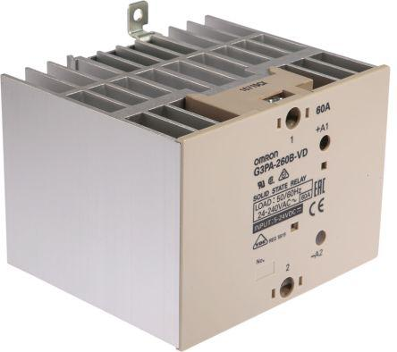 G3M-205PL DC24 | Omron | Omron 5 A SPST Solid State Relay ... on