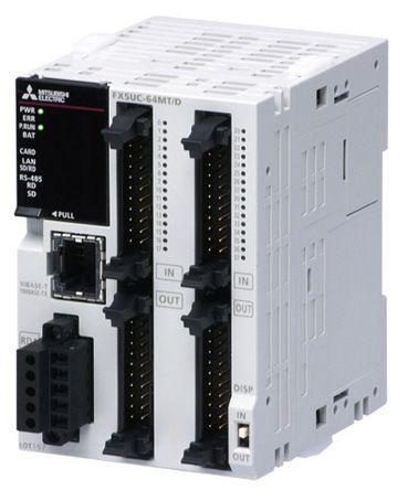 FX5UC-64MT/DSS | Mitsubishi | Mitsubishi MELSEC iQ-F PLC CPU