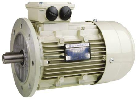 Teco Westinghouse 4 Pole 5.5 kW 50Hz Electric Motor