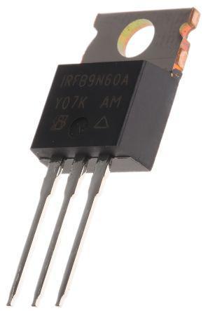 Vishay SiHG22N60E-GE3 N-channel MOSFET 21 A 600 V E Series 3-Pin TO-247AC