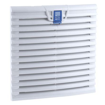 Fan Filter, Mat, 221 x 221mm, for 224 x 224mm Fan Chemical Fibre
