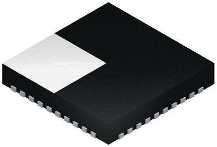 HMC833LP6GE                                              Analog Devices Hittite HMC833LP6GE, Frequency Synthesizer, 40-Pin QFN