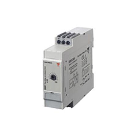 DBB01CM24                                              Single Timer Relay, Screw, 0.1 → 600 s, SPDT, 2 Contacts, SPDT, 24 → 240 V ac/dc
