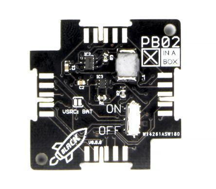 PL02 | XinaBox | XinaBox PL02 Battery PSU for MCP73831, PAM2305