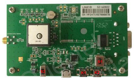 L86EBV-KIT | Quectel | Quectel GLONASS (GNSS), GPS