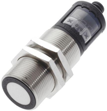 BUS M30M1-XC-20/130-S92K                                              BALLUFF Ultrasonic Sensor Barrel 200 → 1300 mm, M12 Connector, M30 Connector