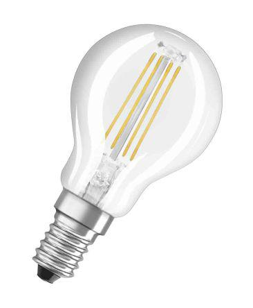 4058075288065                                              Osram P RF CLAS P E14 GLS LED Bulb 4 W(40W), 2700K, Warm White