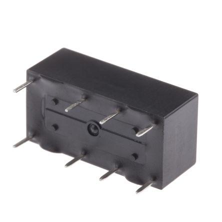 G6A274PSTUS5DC | Omron | Omron DPDT PCB Mount Non-Latching Relay, 5V