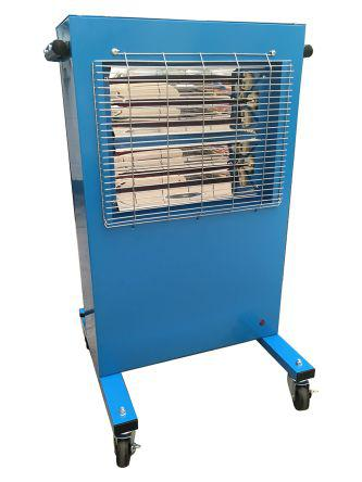 1.3kW Infrared Heater, Pillar Mounted