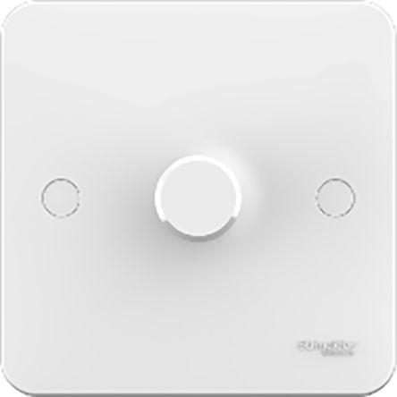 GGBL6012LS                                              2 Way 1 Gang Dimmer Switch, 100W