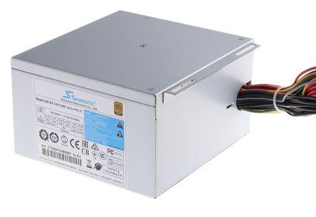 Seasonic 750W Computer Power Supply, 220V Input, -12 V, 3.3 V, 5 V, 12 V Output