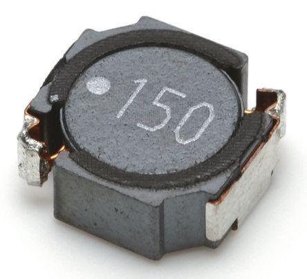 VLF10045T-680M1R6                                              TDK Shielded Wire-wound SMD Inductor 68 μH ±20% Wire-Wound 1.7A Idc