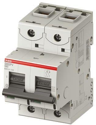 2CCP842001R1849                                              High Performance S800 MCB Mini Circuit Breaker 2P, 125 A, 5 kA