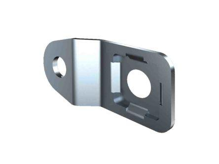 1590010                                              Rittal 1590010 Wall Mounting Bracket for use with Ax And Kx Sheet Steel Enclosures