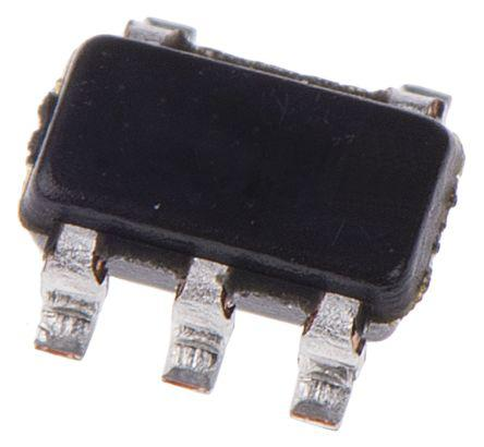 MCP6566RT-E/OT                                              Microchip MCP6566RT-E/OT Comparator, Open Drain O/P, 1.8 → 5.5 V 5-Pin SOT-23