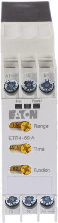 Etr4 69 A Eaton Multi Function Timer Relay Screw 0 05s 100h