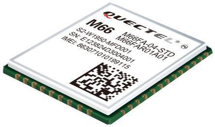M66FA-04-STD                                              Quectel GSM & GPRS Module M66FA-04-STD