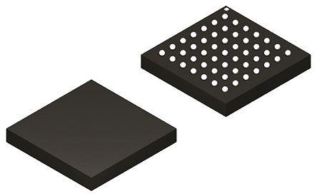 Atmel ATMEGA324A-CU, 8bit AVR Microcontroller, 20MHz, 32 kB Flash, 44-Pin VFBGA