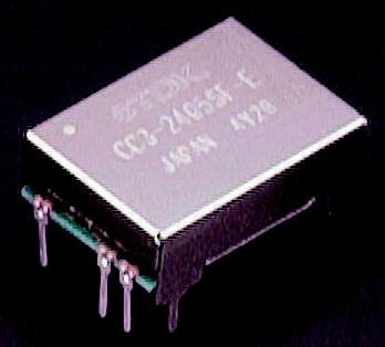 TDK-Lambda Through Hole 3W Isolated DC-DC Converter, I/O isolation 500V ac, Vout ±12V dc