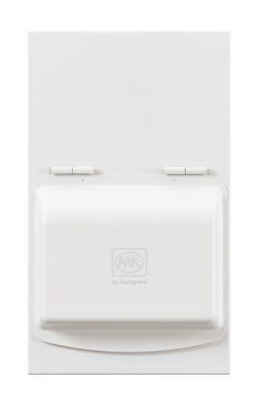 MK Electric 4 Way Metal Consumer Unit, IP2XC K5604SMET