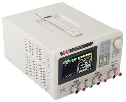 123-6468 | RS Pro | RS Pro Programmable Linear Bench Power Supply, 3