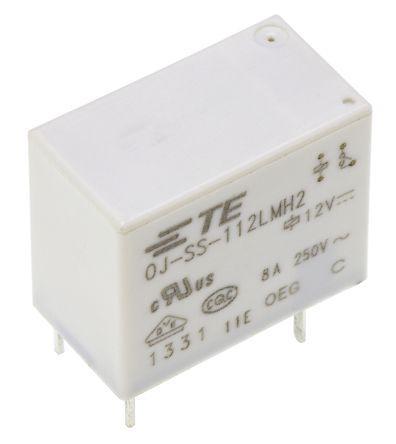 Part # RTS3L012 Spno Relè PCB 12VDC